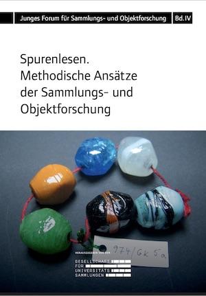 Cover Publikation Spurenlesen